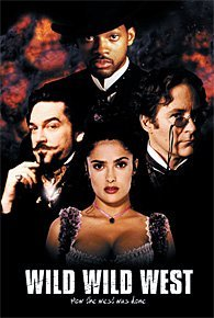 Wild Wild West - Reenactor Credits - Warner Brothers 1999, Will Smith, Kevin Kline, Kenneth Branagh and Selma Hayek