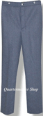 Stonwall Jackson's cadet grey field trousers