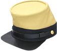 M1862 Confederate Enlisted Kepi for Cavalry