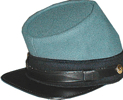 M1862 Confederate Enlisted Kepi for Infantry