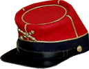M1862 Confederate Enlisted Kepi for the Washington Artillery