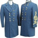 C.S. Civil War military uniforms from the quartermaster shop. 19th Century (1800s) / Victorian. Confederate Army
