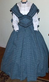 Girls Dress #6 - The Randy, 19th Century (1800s) Childrens Dresses / Clothing