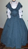 19th Century (1800s) girl's clothing