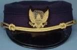 U.S. M1895 Dress Cap for Officers - Spanish American War