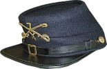 U.S. M1872 Enlisted Forage Cap (Kepi), 19th Century (1800s) Men's Hat