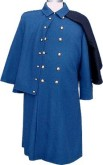 M1858 Enlisted Mounted Greatcoat, Infantry
