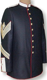 U.S. M1890 Army Indian Scout Dress Coat, Indian Wars Uniform item