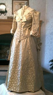 Ball Dress, 19th Century (1800s) Ladies Skirts, Bodice and Skirt