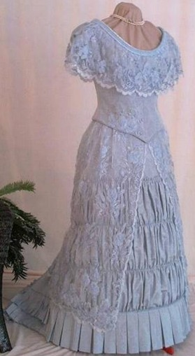 Princess Eugenia 1878 Ball Gown