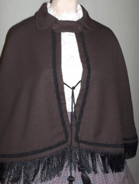 Capes 1840's - 1890's