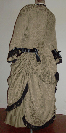 Ladies Dresses From 1880s