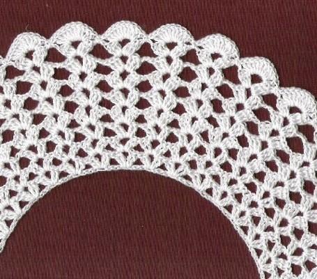 Crochet Collar Patterns ? Catalog of Patterns