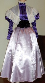 1896 Jane Addams Dress, 19th Century (1800s) Ladies Skirts, Blouses and Dresses