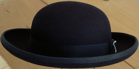 Old Navy hat, 19th Century (1800s) men's hat