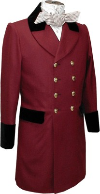 19th Century (1800s) Mens Frock Coat / Frock Suit