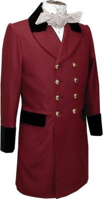 19th Century (1800s) Mens Frock Coat / Frock Suit