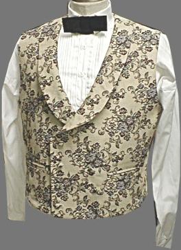 19th Century (1800s) Mens Morning Coat (Cutaway)
