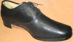 Men's Shoes, Georgia in Black, by Robert Land
