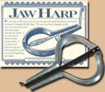Jaw Harp, Cooperman (1800s/19th Century)