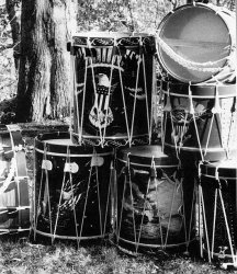 Cooperman Drums (1800s/19th Century)