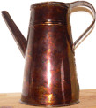 Japanned Coffee Pot (1800s/19th Century)