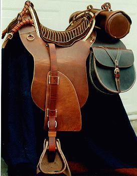 19th Century (1800s) military saddles  Mexican War, Civil