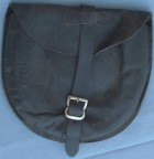 Civil War Horse Shoe Pouch