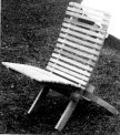Wood Camp Chair