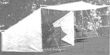 19th Century 1800s Tents