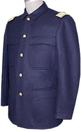 M1898 Officer's Wool Field Service Blouse, Infantry
