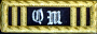 U.S. Shoulder Boards, General of the Army: 4 Star