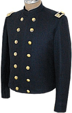 Civil War Senior Officers Shell Jacket, American Civil War Military Uniforms