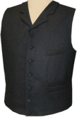 U.S. (Union) Vest for Chaplains, American Civil War Uniforms