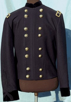 U S  General Officers Civil War Uniform Shell Jacket (Union