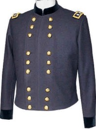 General Officers Shell Jacket, Major General