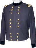 Civil War General Officers Shell Jacket - Major General, American Civil War Military Uniforms