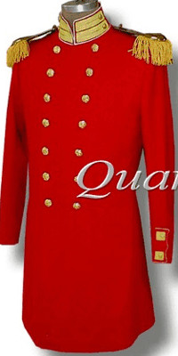 USMC Enlisted Dress Frockcoat, American Civil War