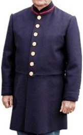 USMC (Marine Corps) Enlisted Undress Frockcoat, American Civil War Uniforms
