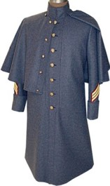 USMC (Marine Corps) Enlisted Greatcoat, American Civil War Uniforms