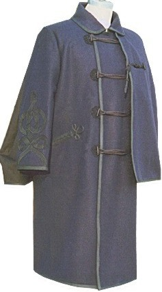 Civil War Officers Cloak Coat, General's