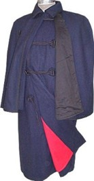 Civil War (USMC) Marine Officers Cloak Coat (Overcoat)