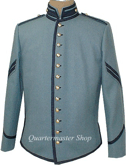 U.S. Veterans Reserve Corps Shell Jacket, American Civil War Military Uniforms