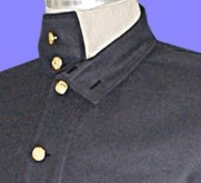 USMC (Marine Corps) Enlisted Fatigue Shirt, American Civil War Uniforms