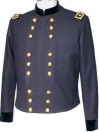 Union Army, General Officers Shell Jacket, United States Civil War uniforms