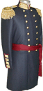 USMC Officer's Dress Frock Coat, United States Civil War uniforms