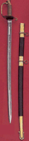 US M1858 Naval Officer's Sword